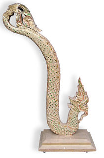 Dragon Thai (H195cm x W45cm x D100cm)