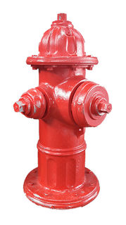 Fire Hydrant (H65cm)