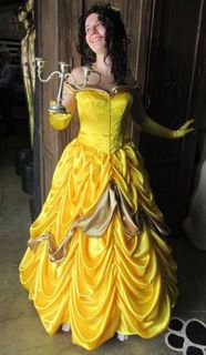 Belle - Beauty & The Beast