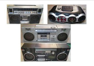 Stereos/Boom Boxes Assorted Radio