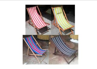 Deck Chairs Assorted.