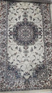 Carpet Runner Cream Persian (1.45 x 0.8m) 3 in stock