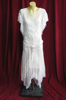 Wedding Dress 1920s sz.8-10 45320354