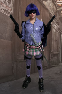 Hit-Girl - Kick Ass