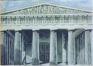 Greek Temple (6m x 4m)