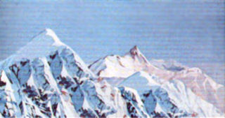 Alpine Mountains #01 (6m x 4m)