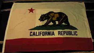 USA State California (1.8m x 0.9m) [mat=polyester]