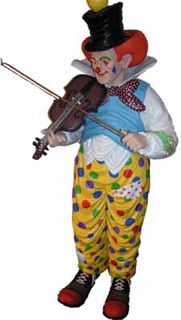 Clown Life Size 1.6 m
