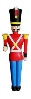 Toy Tin Soldier (1.5m) [mat=polystyrene]