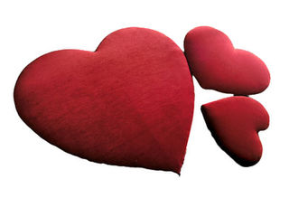 Giants Hearts (0.54m x 0.55m)
