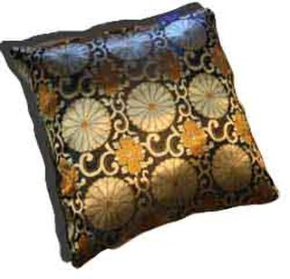 Cushions  Moroccan Gold  Large.