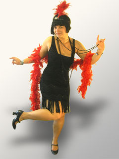 Flapper Dresses Assorted