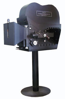 Large Movie Camera (1.4 x 0.9 x 0.6)