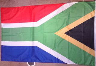 South Africa Flag (1.5 x 0.9) polyester