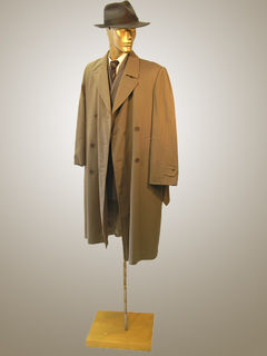 Overcoats /  Suits & Hats 1940s/50s (Ind)