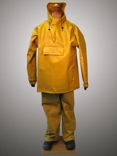 Wet Weather Jacket & Trousers