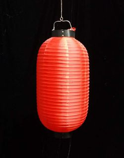 Chinese Lanterns (red  gold & white) [aso]