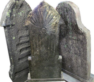 Large Gravestones  Assorted (approx H1.1m)