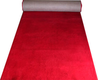 Indoor Red Runner (1.2m x 8m) [in]