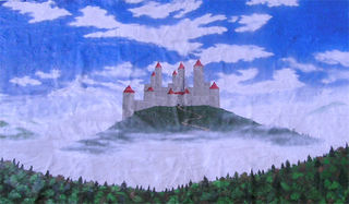 Fairytale Castle (6m x 3m)