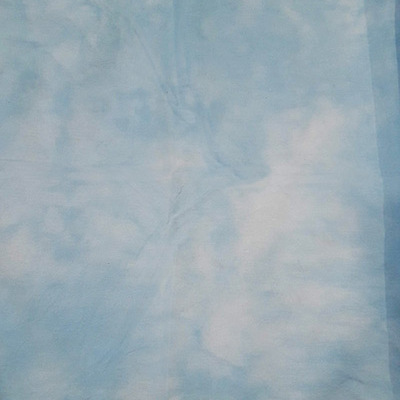 Backdrop. Painted Blue Sky. Sleeved top. (3 x 3m)