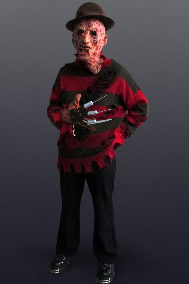 Freddy Kruger - Nightmare on Elm St