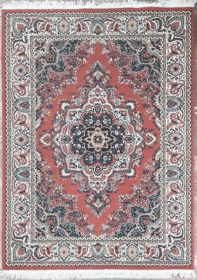 Persian Red w/ White, Blue, Black (1.6m x 2.3m)