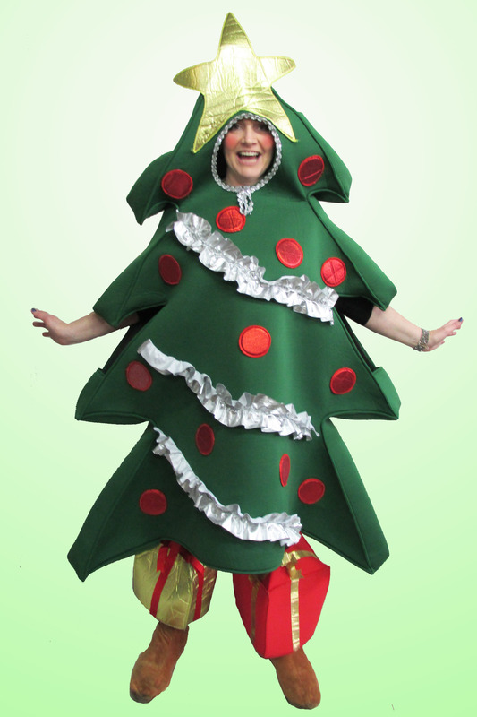 Christmas Tree First Scene Nz S Largest Prop Costume Hire Company