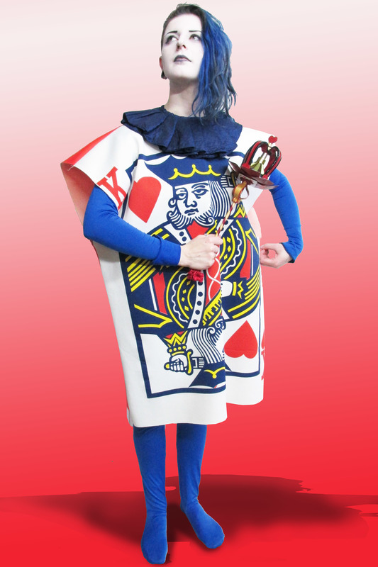 Playing Card - Alice in Wonderland