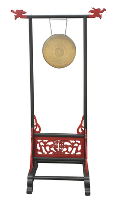 Gong w/ Stand  (1.5m x 0.8m x 0.4m)