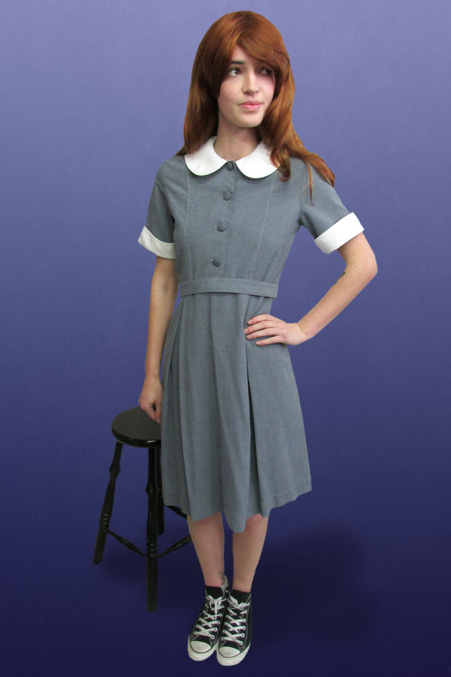 School Pinafore Assorted
