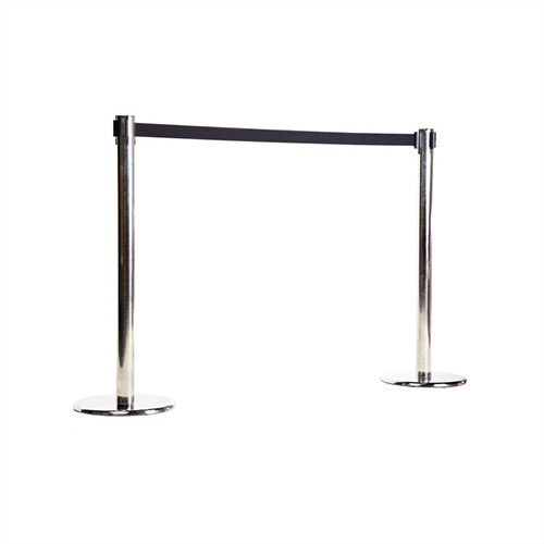 Tape Stanchion  Barrier (extends to 2mtrs)