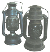 Lanterns Rustic (assorted)