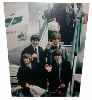 Poster Beatles (1960s/1970s)