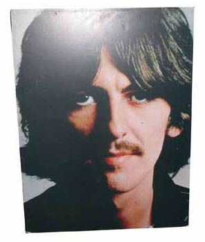 Poster Beatles George (1960s/1970s)