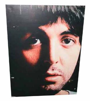 Poster Beatles Paul (1960s/1970s)
