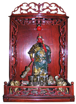 Shrine Chinese (67cm high)