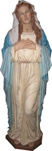 Statue Of Mary Large (H1.8m)