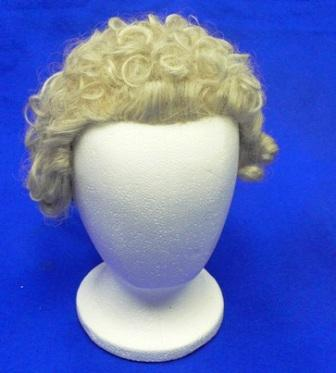 Judge's Wig 52173 (larger curl)