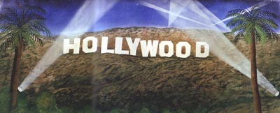 Hollywood (6m x 3m)