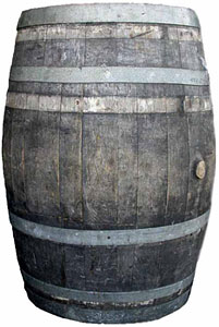 Barrel  Wine (H96cm x Dia54cm) [x= 20]