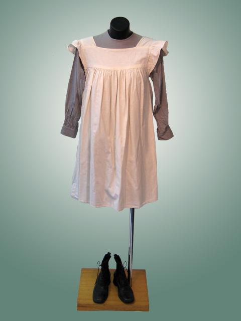 Girls Dress & Smock