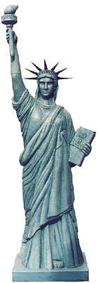 Statue Of Liberty Large (2.55m high)