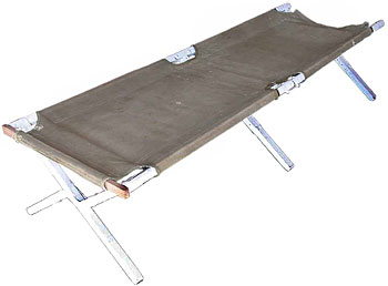 Stretcher Bed (Army) Various Styles