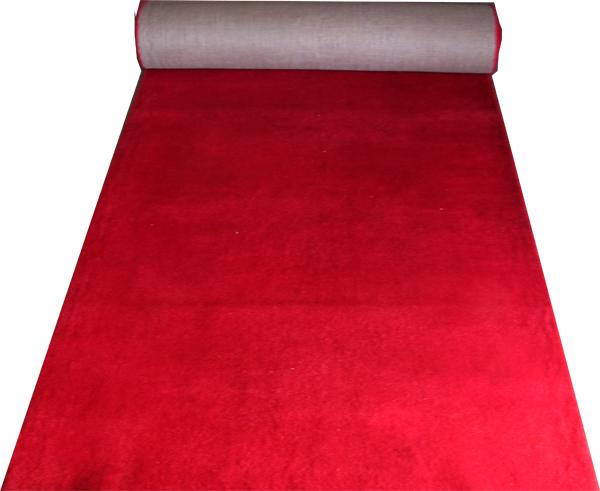 Indoor Red Runner Bright (1.2m x 8m) [in]