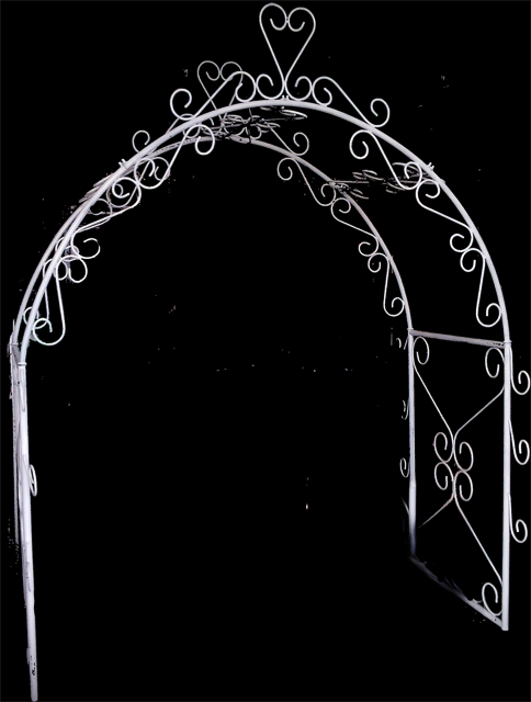 Wedding Arch (H245cm  W185cm  D85cm  The head clearance is 200cm)