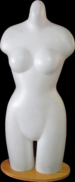 Mannequin #10 Female Clear Light (0.8m)