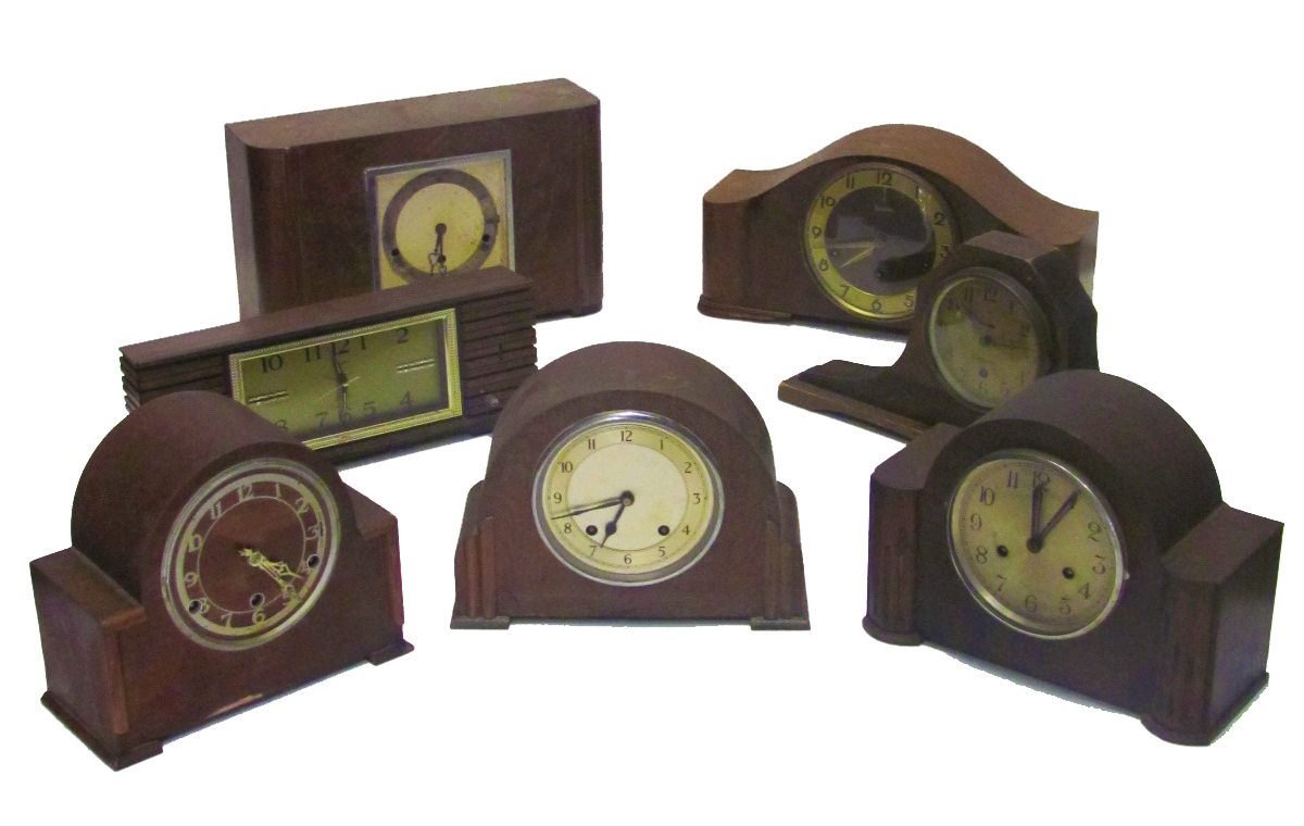 Mantle Clocks Assorted