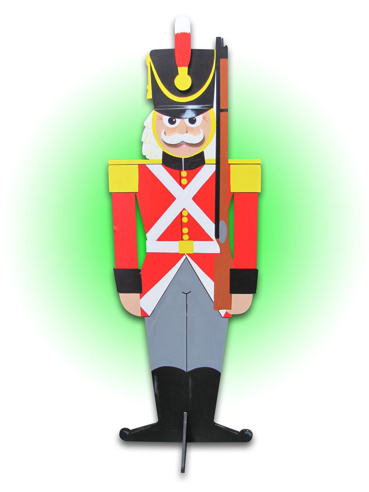 Toy Soldier / Nutcracker Cut-Out 1.7m