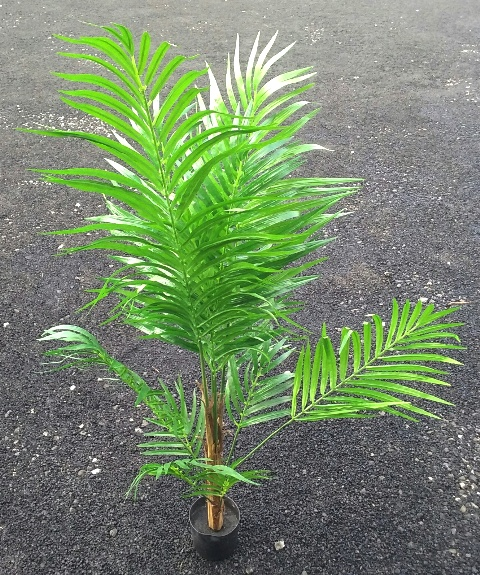 Tree Plastic Areca Palm (H1.4m) [total= 4]